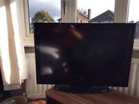 """32"""" flat screen HD tv - excellent condition"""