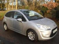 Citroen C3 1.4i 8v ( 75bhp ) VTR+ 2010 Only 64700 Mls Newly Serviced with Histor