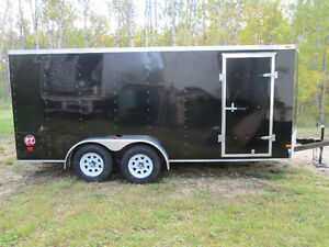 2014-16FT WELLS CARGO TRAILER