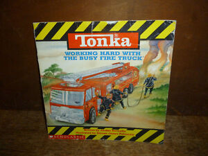 Tonka  the Fire Truck