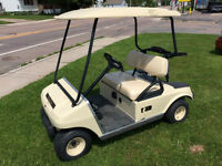2006 Club Car Golf Cart - 3 to Choose From