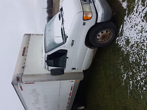 2002 Ford F-450 Cube van Other