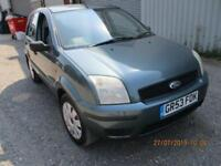 Ford Fusion 1 5dr PETROL MANUAL 2004/53