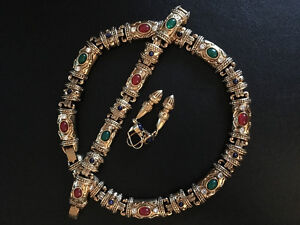 Various Costume Jewellery Sets, necklace, earrings London Ontario image 3