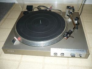 sony turntable  PS- 212