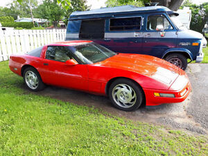 1996 Chevrolet Corvette Coupé (2 portes)