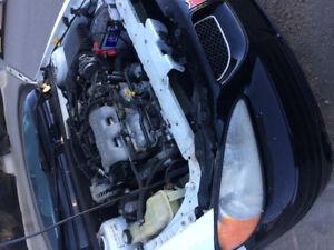 1999 Pontiac Grand Am SE Sedan lloydminster
