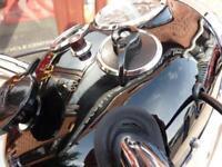 TRIUMPH BONNEVILLE T120R 1959 A1 RESTORATION PERFECTION