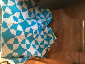 Double - Home made quilt