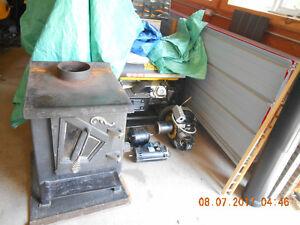 airtight woodstove