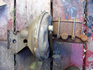 67 - 72 Chevrolet GMC truck brake master cylinder and booster