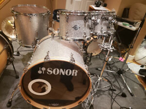 Sonor Special Edition Beech wood kit