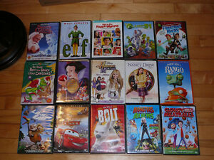 Various dvds one dollar each