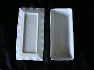 Japan Bone China 1/2 lb Butter Dish Peterborough Peterborough Area image 7