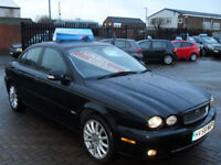 Jaguar X-TYPE 2.0D 2009 S