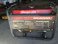 Snap On SR3000 Gas Generator 3000W