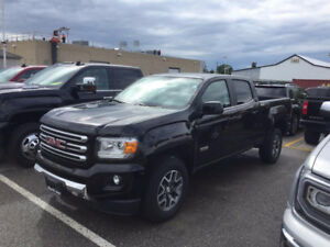 2017 GMC Canyon ALL TERRIAN Pickup Truck