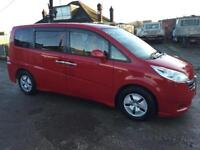 HONDA STEPWAGON 2005 2.0 PETROL - AUTOMATC - LOW MILEAGE - 8 SEATR -FULLY LOADED