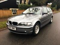 2004 BMW 3 Series BMW 320 DIESEL LHD LEFT HAND DRIVE TOURING ESTATE