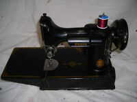 Singer Sewing Machine 1952
