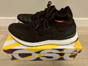 Ultraboost Uncaged BY2552 Size 9.5 DS Burgundy