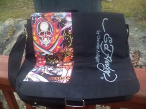 Ed Hardy laptop bag