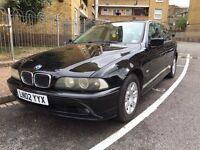 BMW 520i Petrol Manual Millage: 120000 Mot- 16 October 16 4 door