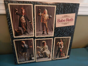 Vinyl Record/LP Babe Ruth Self Titled