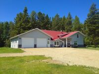Drayton Valley area Home on 160 Acres