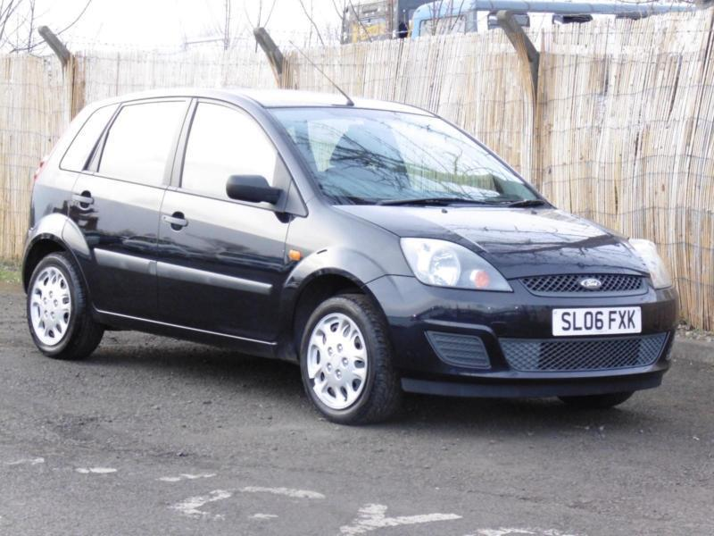 Ford Fiesta 1.25 2006, 5 Door Hatchack, Style,3 Months Warranty, 1 Years Mot