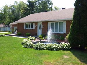 maison a vendre avec garage