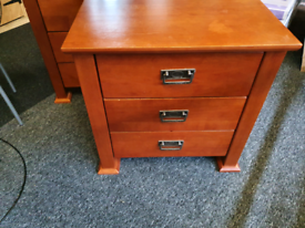 Bedside cabinets for NEXT (x2)