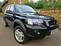 2006 LAND ROVER FREELANDER 2.0 TD4 FREESTYLE
