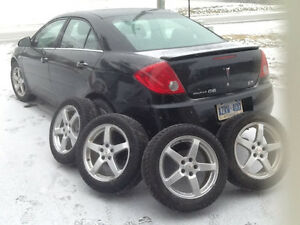 2007 Pontiac G6 Black Other