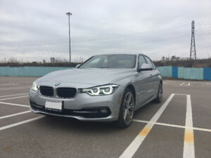 Lease takeover: 2016 BMW 328i XDRIVE for only $500 per month