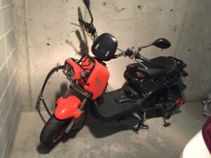 Electric bike (moped), for sale
