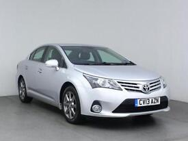 2013 TOYOTA AVENSIS 2.0 D 4D Icon+ 4dr