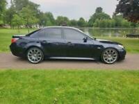 "BMW 535 3.0TD MSPORT AUTO 4 DOOR SALOON 2007""07"" REG 92,000 MILES FSH £6,995.00"