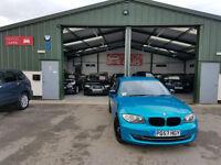 2008 BMW 116 1.6 ( Dynamic pk ) 2008MY i SE FULL SERVICE HISTORY