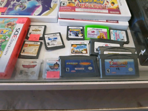 Various Nintendo 3DS/ DS Games and Consoles