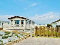 Beautiful Holiday Home with decking on seafront Call Josh 07955 825040