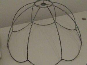 TIFFANY LAMP SHADE FRAME only