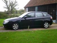 2010 Subaru Impreza 1.5 RX