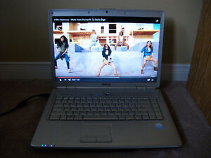 Dell 1525 Dual Core Laptop with fresh windows 7 and MS Office
