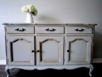 Gibbard French Country stunning sideboard/ vanity.. Refinished!!