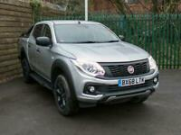 2018 Fiat Fullback 2.4 180hp Cross Double Cab Pick Up Auto PICK UP Diesel Automa