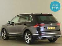 2018 Volkswagen Tiguan 2.0 TDi 150 SEL 5dr DSG - SUV 5 Seats SUV Diesel Automati