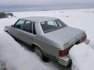 SOLD 1985 Plymouth Caravelle
