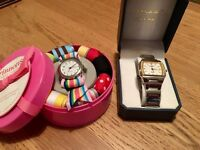 Two ladies watches watch