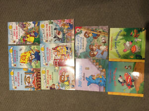 Toopy & Binoo and Little Critters Books